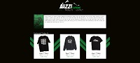 Web Design and development of Auzzi Clothing