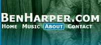 Ben Harper Template